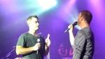 Robbie et Gary  au concert à Paris au Alhambra 10/10/2010 1d5bbd101963856