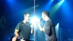 Robbie et Gary  au concert à Paris au Alhambra 10/10/2010 3aa6e5101963265