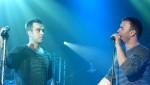 Robbie et Gary  au concert à Paris au Alhambra 10/10/2010 93fec6101961173