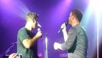 Robbie et Gary  au concert à Paris au Alhambra 10/10/2010 F8ef09101963925
