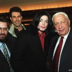 Meeting Ariel Sharon In NYC (6-1-01) 0a3221108043334