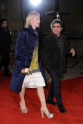 Кейт Бланшет, фото 997. Cate Blanchett leaving Maison Louis Vuitton Roma Etoile Cocktail in Rome - January 27, 2012, foto 997