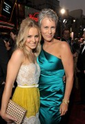 """Kristen Bell & Jamie Lee Curtis @ """"You Again"""" Premiere At El Capitan Theatre In Hollywood -September 22nd 2010- (HQ X3 &3) +Updated+"""